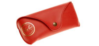 Ray Ban NEW Red Case EIT