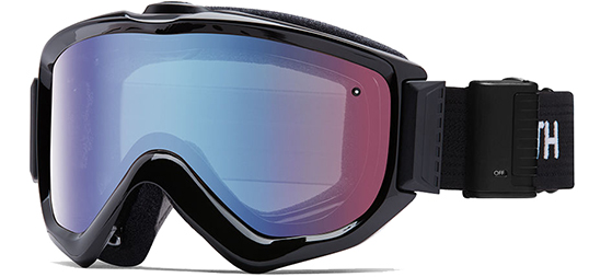 Smith Optics Knowledge Turbo Fan W 5x Anti Fog Sunglasses
