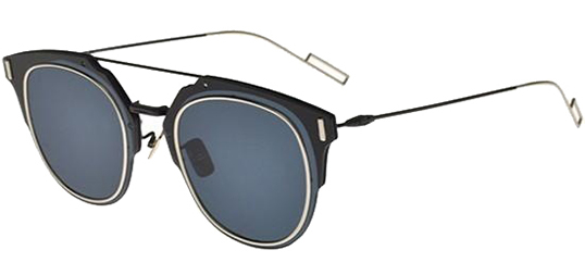 f4914e857ad94 Dior Homme Composit 1.0 Modern Pantos Sunglasses - Eyedictive