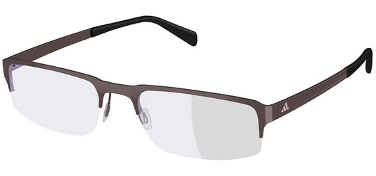 Adidas AF27 Lazair Steel Optical Frames (Loam/Black)