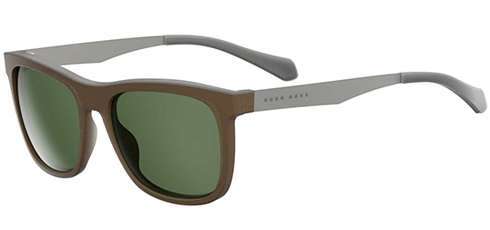 ca75bff46f Hugo Boss Polarized Two-Tone Soft Square - Eyedictive