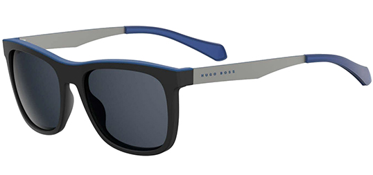 Hugo Boss Polarized Two-Tone Soft Square