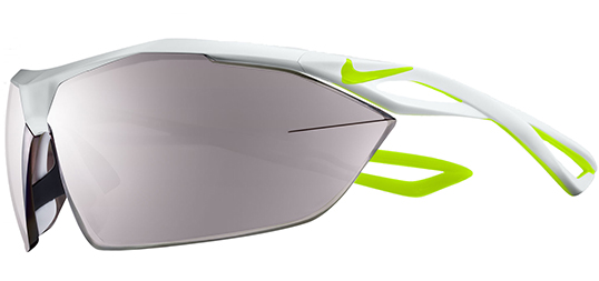Nike Vapourwing Matte Grey/Speed Extra White Mens Sunglasses
