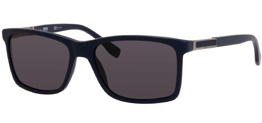 3dddce7ec7 Hugo Boss Polarized Blue Ruthenium Classic - Eyedictive