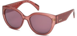 Just Cavalli Rounded Cat-Eye w  Pink Flash lens 2954e8061