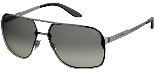 6a0cfeadf7 Carrera Polarized Stainless Steel Pilot Sunglasses - Eyedictive