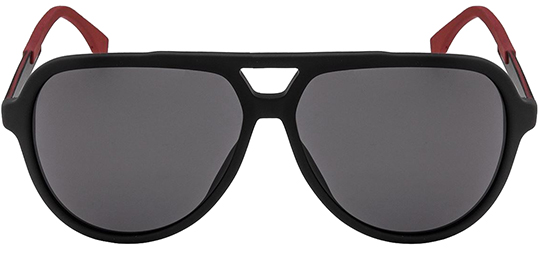 4f0481e85a Hugo Boss Polarized Matte Black Pilot - Eyedictive