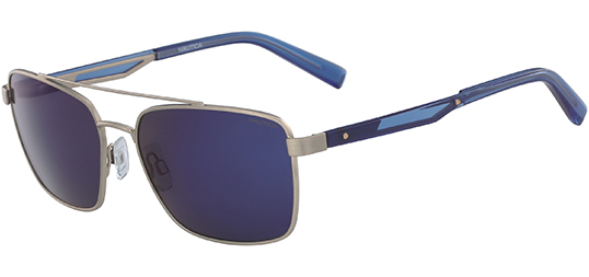 Nautica N5126S Polarized Classic Navigator Sunglasses (3 colors)