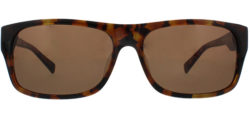 Harley Davidson Rectangular Classic Sunglasses Mens HD0905XS