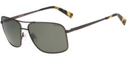 Deals on Nautica Men's Polarized Metal Navigator Sunglasses N5115S-200
