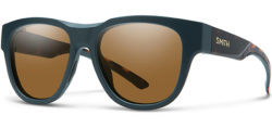 Deals on Smith Optics Rounder Chromapop Tortoise Classic Sunglasses